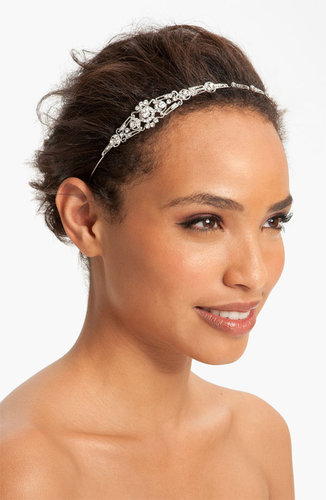Nina &#039;Mariel&#039; Swarovski Crystal Headband