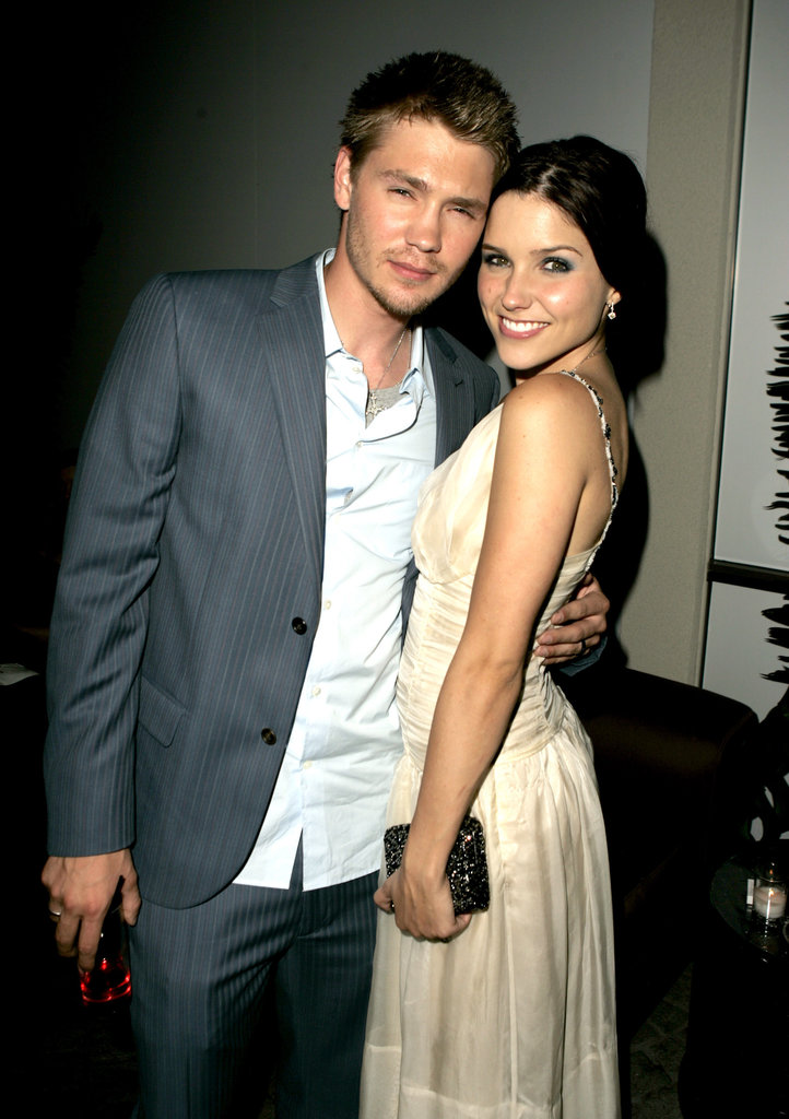 Sophia Bush and Chad Michael Murray