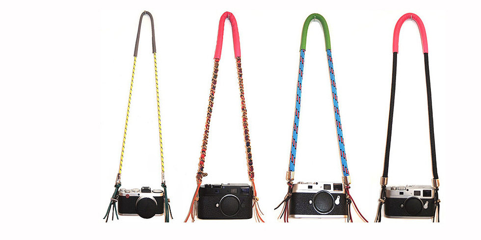 10 Cute and Colorful Camera Straps For Spring