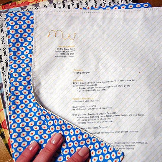 10 Crazily Creative Outside-the-Box Résumés