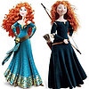 Merida's Princess Makeover Sparks Outrage