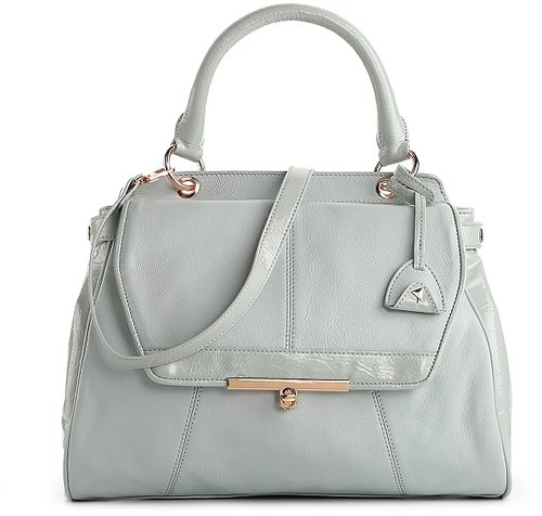 Levity Art Deco Top Handle Satchel