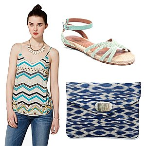 Save 20% at Lucky Brand!