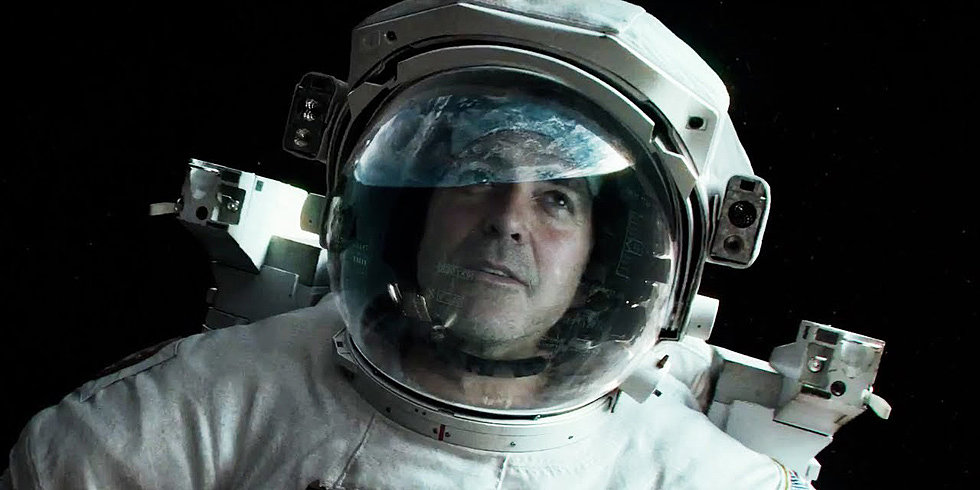 Gravity Trailer: Sandra Bullock and George Clooney Are Lost in Space