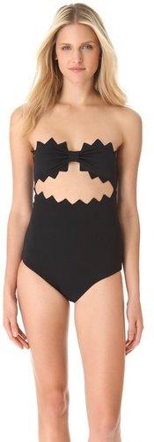 Marysia swim Maui Cutout One Piece Swimsuit