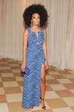 Solange Knowles wore custom Kenzo to the 2013 Met Gala. Source: Billy Farrell/BFAnyc.com
