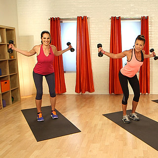 10-Minute Arm Workout For Women
