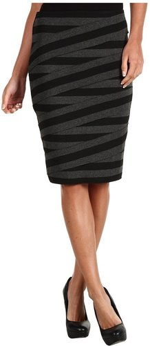 Bailey 44 - Pillow Snake Skirt (Black) - Apparel