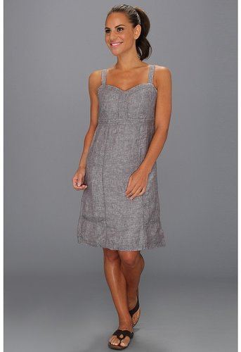 Horny Toad - Lithe Sundress (Charcoal) - Apparel