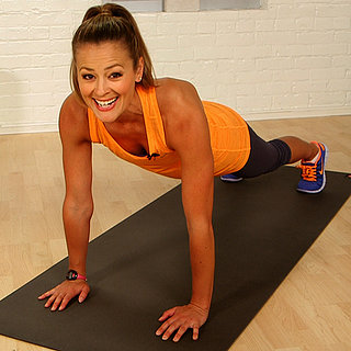 One-Minute Workout: Push-Up Walks For Strong Arms and Core