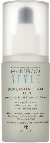 ALTERNA BAMBOO Style Super-Natural Curl Shaping & Defining Cream 4.2 oz