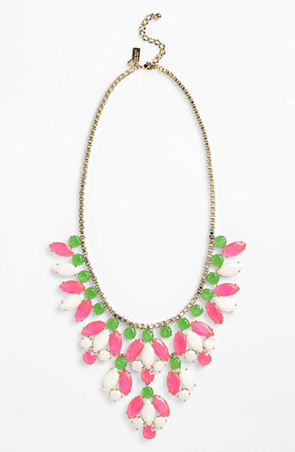 Kate Spade New York 'marquee' Bib Necklace