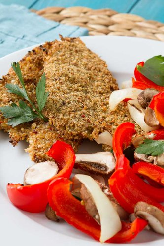 15 Minute Dinner: Crunchy Sole