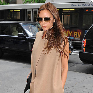 Victoria Beckham Smiling in NYC | Pictures