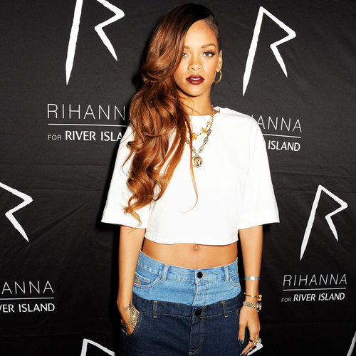 See Rihanna's Second Collection With River Island