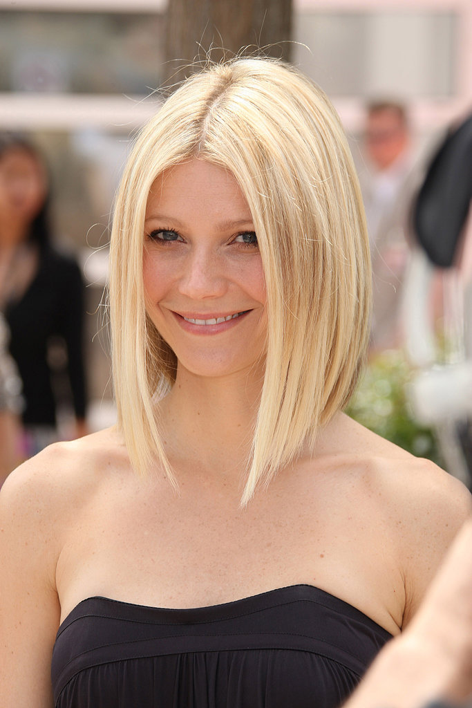 Gwyneth Paltrow 50 Years Of Cannes Red Carpet Beauty