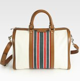 This Gucci vintage Boston bag ($1,200) has a classic aesthetic, which means it will go with you on many excursions for years to come.