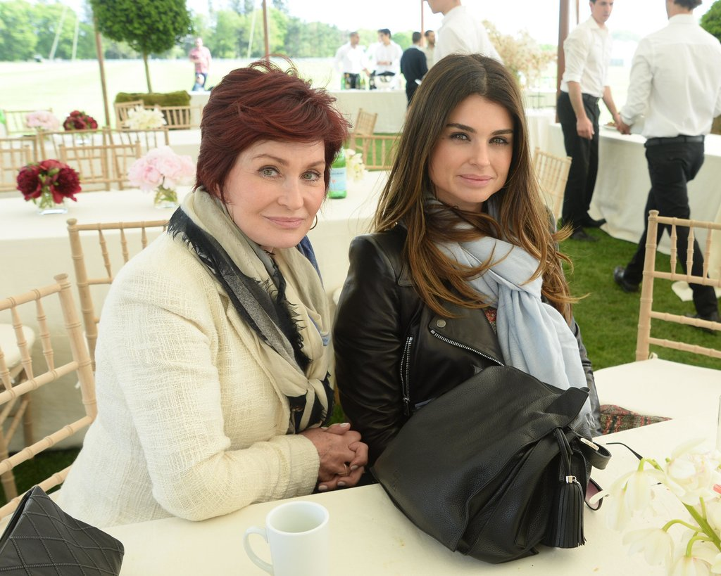 Sharon Osbourne attended the event with her daughter Aimee.  Source: Billy Farrell/BFAnyc.com