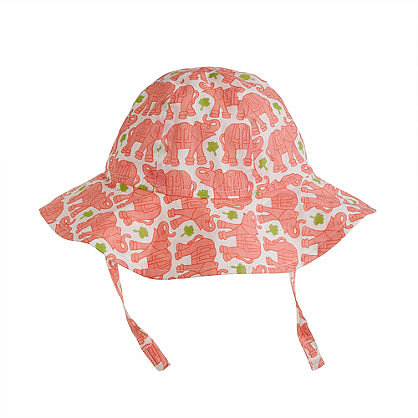Rikshaw Design's Spiced Orange Elephant Hat ($30) evo