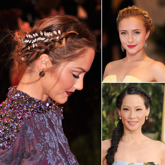 Celebrity Plaits That Are Perfect For a Wedding