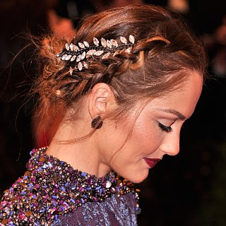 Celebrity Braided Hairstyles