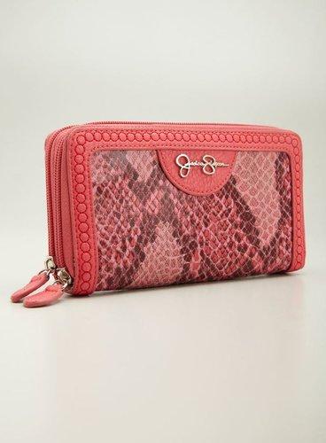 Jessica Simpson Daisy Large Zip Around Wallet
