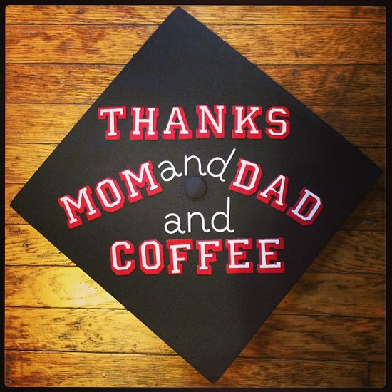 Graduation cap decorations for Accounting graduation cap decoration
