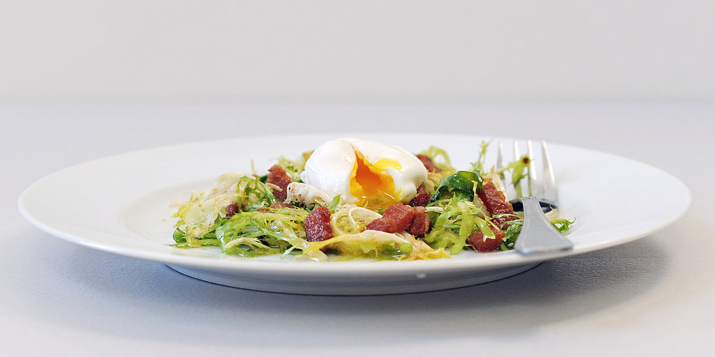 Lyonnaise Salad Is a Classic Bistro Beauty