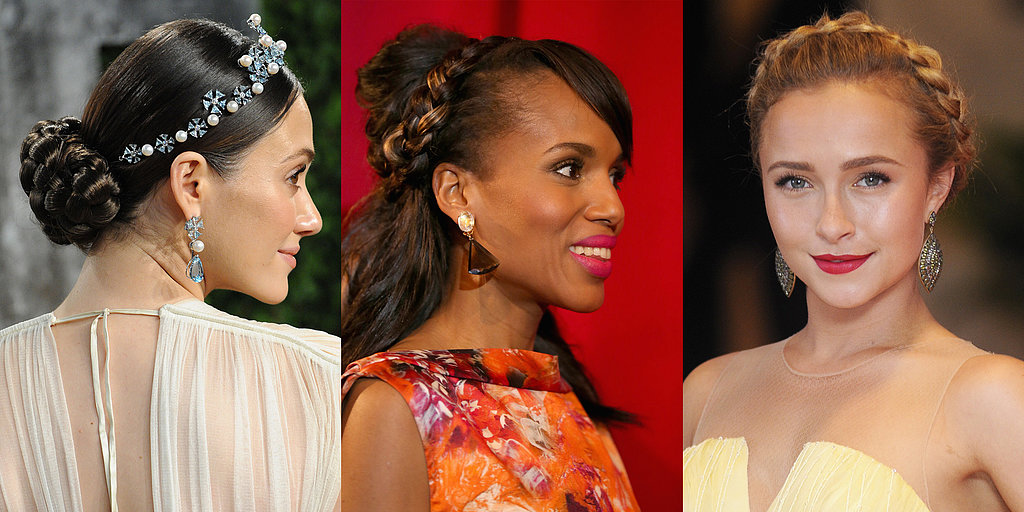Celebrity Braids That Are Perfect For a Wedding