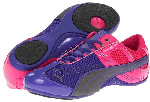 PUMA - Takala LS Wn's (Liberty Blue/Aged Silver/Cabaret) - Footwear