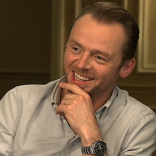 Simon Pegg Interview For Star Trek Into Darkness