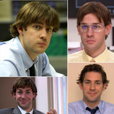The Floppy Hair Evolution of Jim Halpert