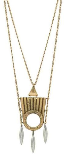 Low Luv by Erin Wasson Spinning Talisman Necklace