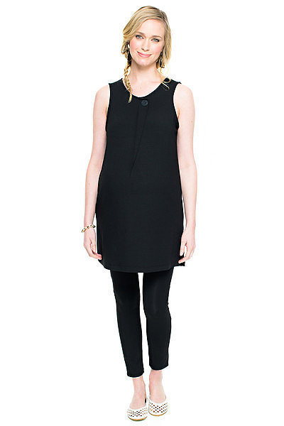 Scoop Neck Sleeveless Tunic ($88)