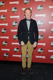 Jesse Tyler Ferguson donned a preppy ensemble.
