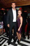 Hayden Panettiere hung out with boyfriend Wladimir Klitschko.