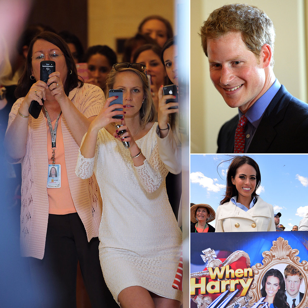 Harry Hunters: American Girls Have Eyes For Prince Harry