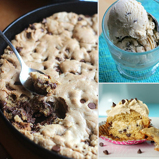 Reinvented Chocolate Chip Cookie Recipes
