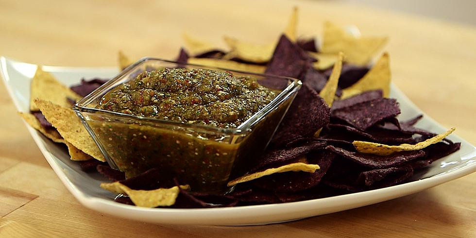 Bring a Taste of the Taqueria Home With Homemade Salsa Verde