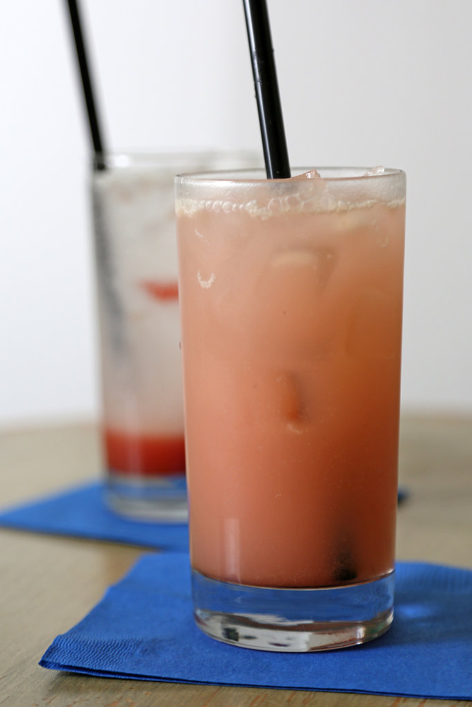 For High School Grads: Rhubarb Soda