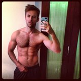 Brad Goreski impressed his fans with this selfie shot of his toned figure. Source: Instagram user mrbradgoreski