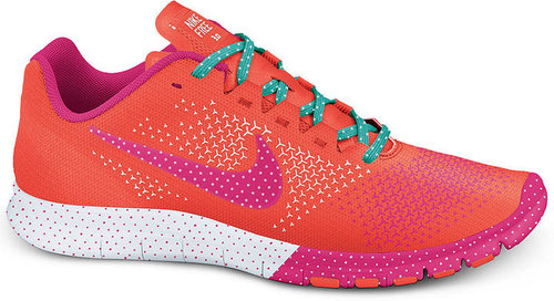 Nike Women's Shoes, Free Advantage Mesh Caf Running Sneakers