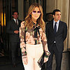 Jennifer Lopez at nuvoTV Upfront Presentation | Pictures