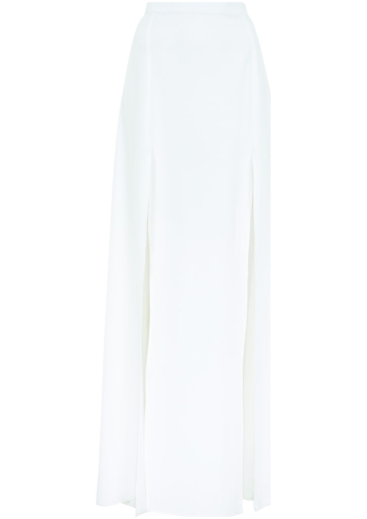 This white maxiskirt from the Topshop Festival Collection will get a lot of use this Summer, so we're counting it among the most important of festival must haves.