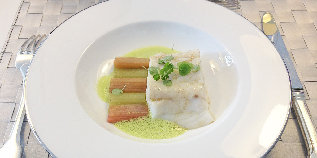 A 3-Star Michelin Chef's Cannes-Approved Sea Bass Recipe