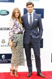 Olivia Palermo and Johannes Huebl at Prince Harry's Sentebale Royal Salute Polo Cup in Greenwich, CT. Source: Joe Schildhorn/BFAnyc.com