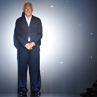 Giorgio Armani Talks Milan Fashion Week Schedule