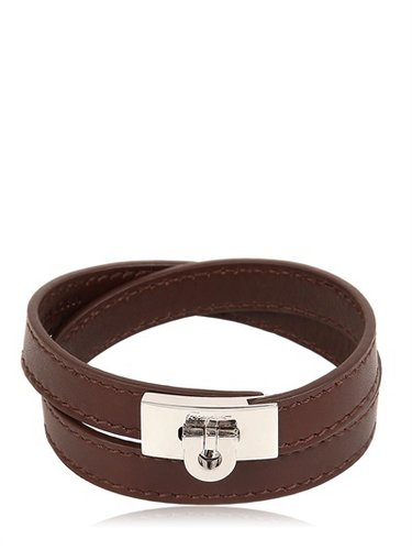 Salvatore Ferragamo - Leather Bracelet