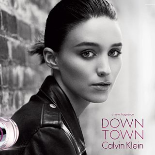 Calvin Klein and Rooney Mara Perfume Deal | 2013