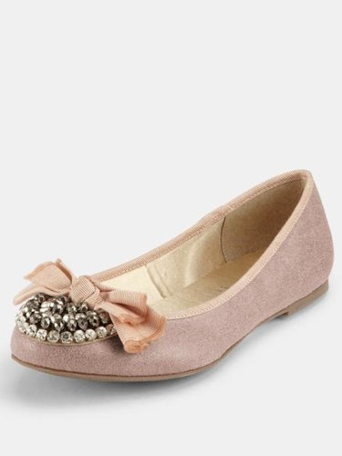 So Fabulous Meester Extra Wide-fit Ballerina Shoes